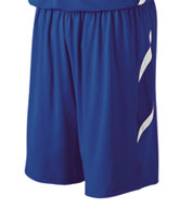 Custom Mens Dunbar Basketball Short by Holloway Mens