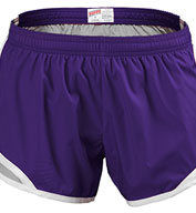 Custom Juniors Team Shorty Shorts by MJ Soffe