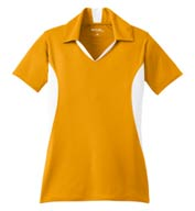 Custom Ladies Side Blocked Micropique Sport-Wick® Coaches Polo