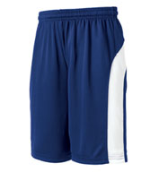 Custom Adult Sport-Tek® Dry Zone� Colorblock Short Mens