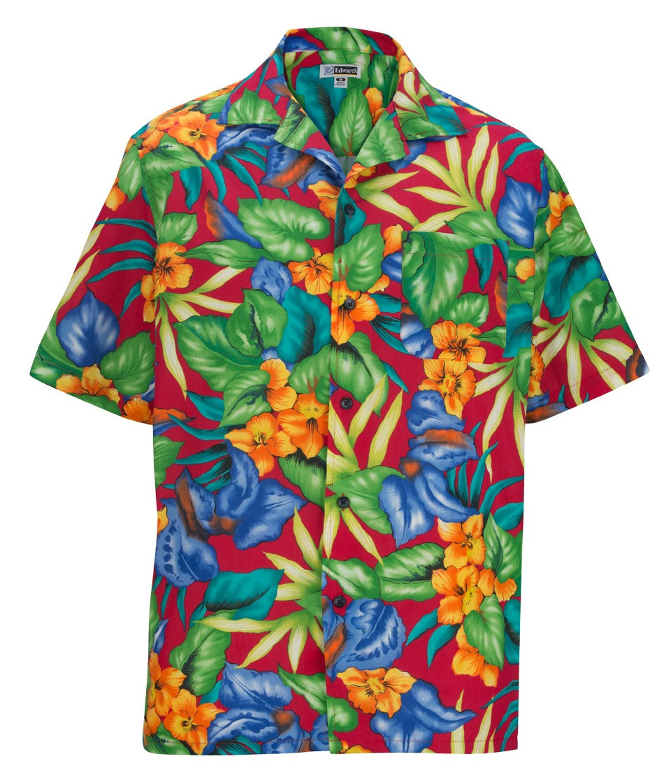 Hawaiian Camp Shirt
