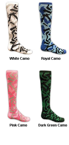 Red Lion Womens Camo Socks - All Colors
