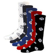Custom Red Lion Baseball/Softball Socks
