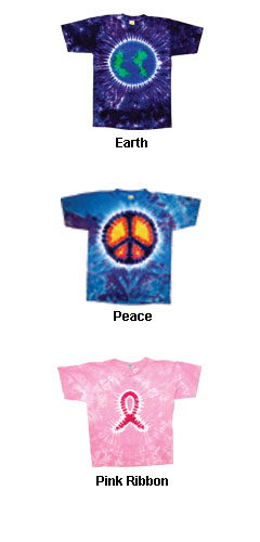 Sundog Adult Tie Dye Tee - All Colors