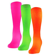 Youth Fluorescent Patriot Athletic Tube Socks