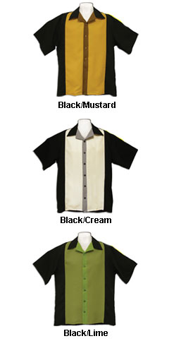 Mambo Bowling Shirt - All Colors