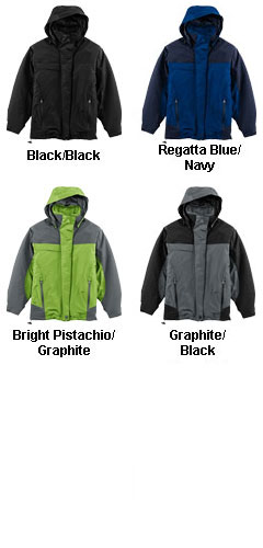 Ladies Nootka Jacket - All Colors