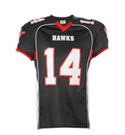 Custom Youth No Huddle Football Jersey
