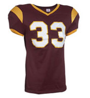 Custom Adult Grinder Steelmesh Football Jersey Mens