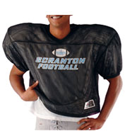 Custom Reversible Football Jersey by Alleson