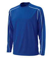 Custom Long Sleeve Wicking T-shirt by Charles River Apparel