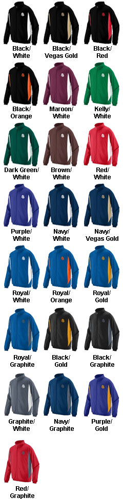 Youth Medalist Jacket - All Colors