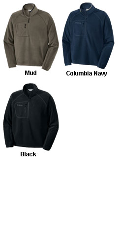 Columbia® - Western Trek™ 1/2-Zip Pullover - All Colors