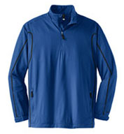 Custom NIKE GOLF - 1/2-Zip Wind Jacket Mens