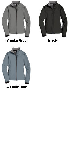 Womens Glacier� Soft Shell Jacket - All Colors