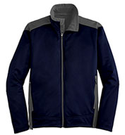 Custom Mens Two-Tone Soft Shell Jacket Mens