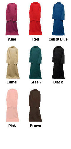 Adult HugMe Blanket - All Colors