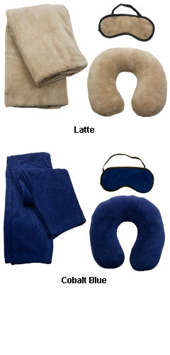 Fleece Travel Set  - All Colors