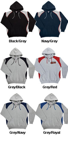 The Adult Zone Saddle Hoodie - All Colors