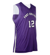 Custom Adult Triple Double Reversible Jersey Mens