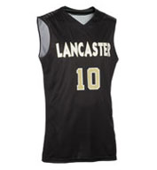 Custom Adult Midcourt Basketball Jersey