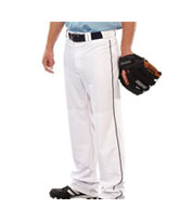 Youth 14 oz. Pitchout Piped Open Bottom Pant