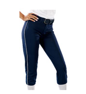 Girls 14 oz Low Rise Piped Pro Style Pant