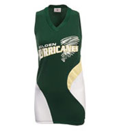 Womens Cyclone Sleeveless Racerback Jersey