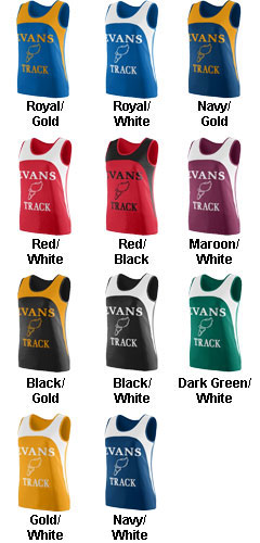 Ladies Velocity Track Jersey - All Colors
