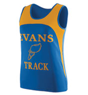 Custom Ladies Velocity Track Jersey