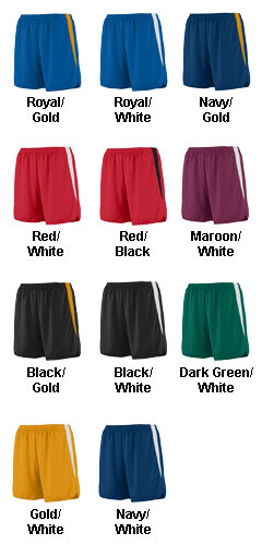 Mens Velocity Track Short - All Colors