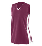 Ladies Wicking Mesh Powerhouse Softball Jersey