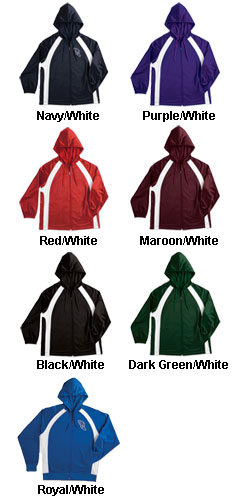 The Youth Legend Warm-up Jacket - All Colors