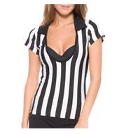 Custom Juniors Deep Scoop Referee Shirt