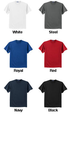 Sport-Tek� - Dri-Mesh� Short Sleeve T-Shirt - All Colors