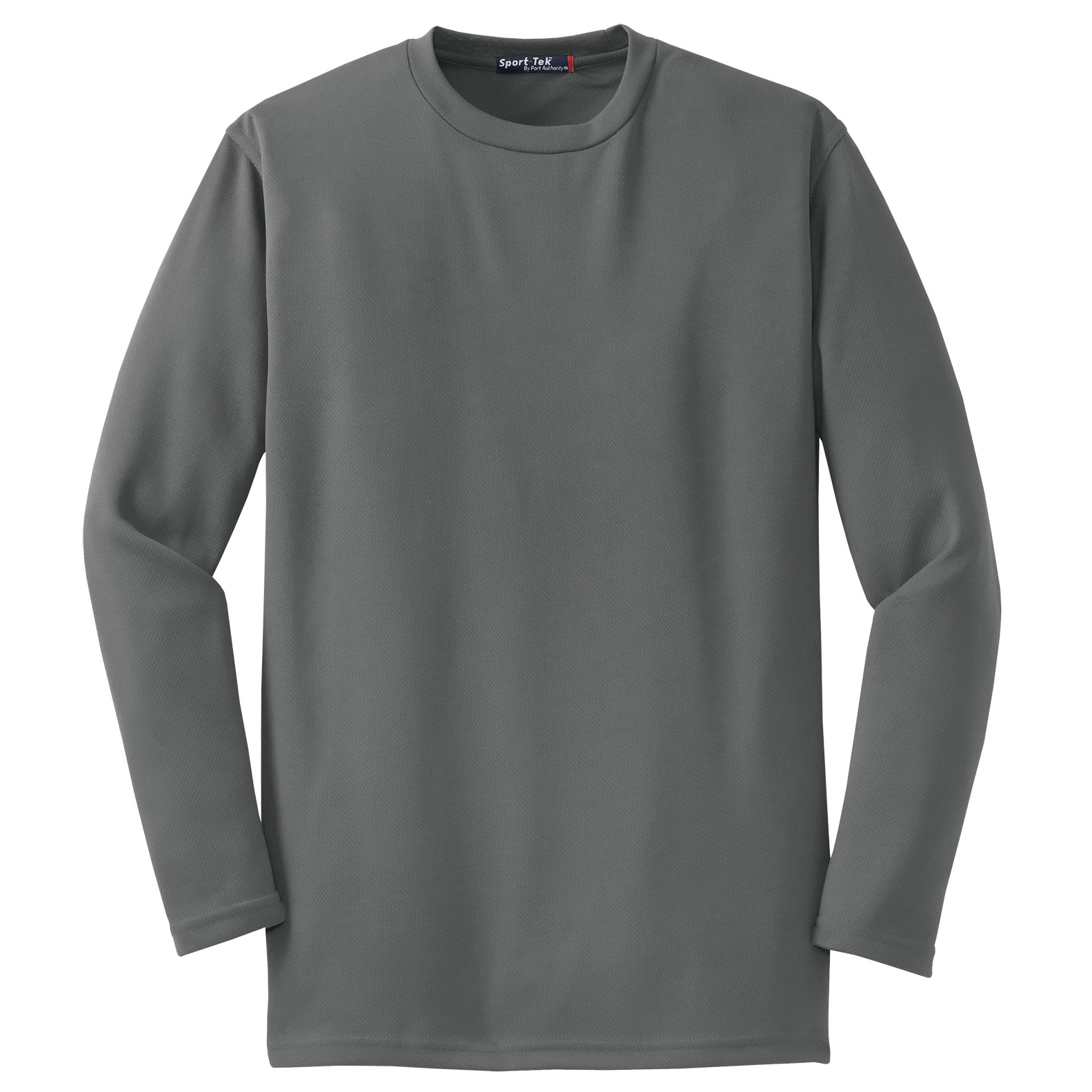 Sport-Tek� - Dri-Mesh� Long Sleeve T-Shirt