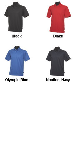 Mens Dry Solid Polo by Callaway - All Colors
