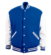Custom The JV Adult Varsity Jacket Mens