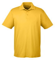 Custom Mens Polytech Polo Shirt