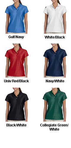 Adidas Golf Womens ClimaCool� Mesh Polo - All Colors