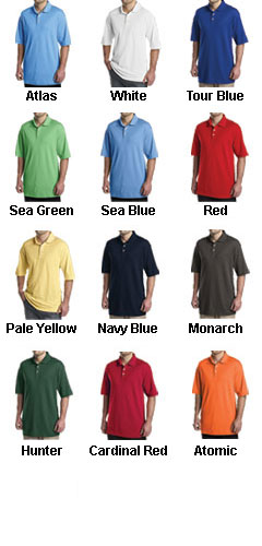 Mens CB Drytec� Elliott Bay Polo - All Colors