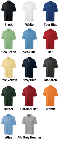 Mens Big and Tall CB Drytec� Elliott Bay Polo - All Colors