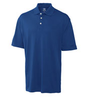 Custom Mens Big and Tall CB Drytec� Elliott Bay Polo