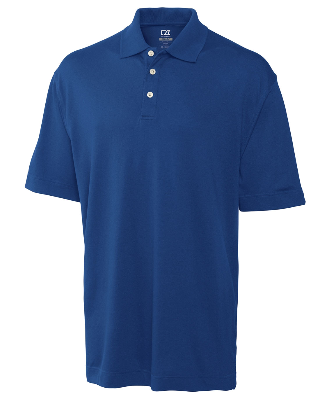 Mens Big and Tall CB Drytec� Elliott Bay Polo