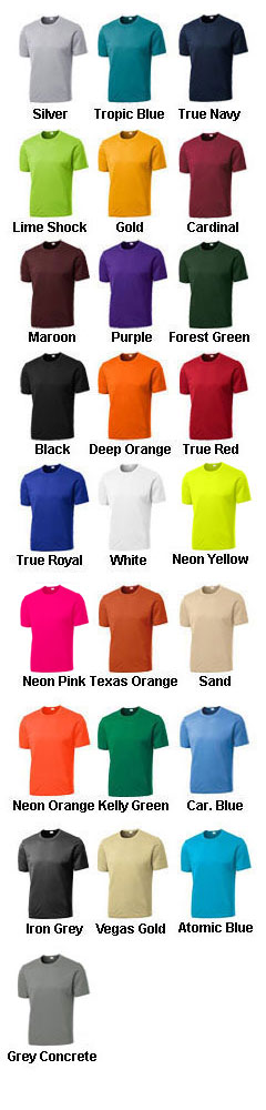 Sport-Tek� Competitor� Tee - All Colors