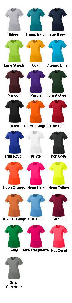 Sport-Tek� Ladies Competitor� Tee - All Colors