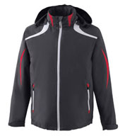 Custom Mens Active Lite Color-Block Jacket Mens
