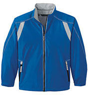 Custom Mens Lightweight Color-Block Jacket
