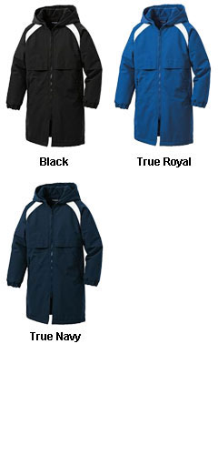 Sport-Tek� - Youth Long Team Parka - All Colors