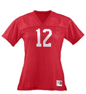 Custom Girls Replica Football Jersey